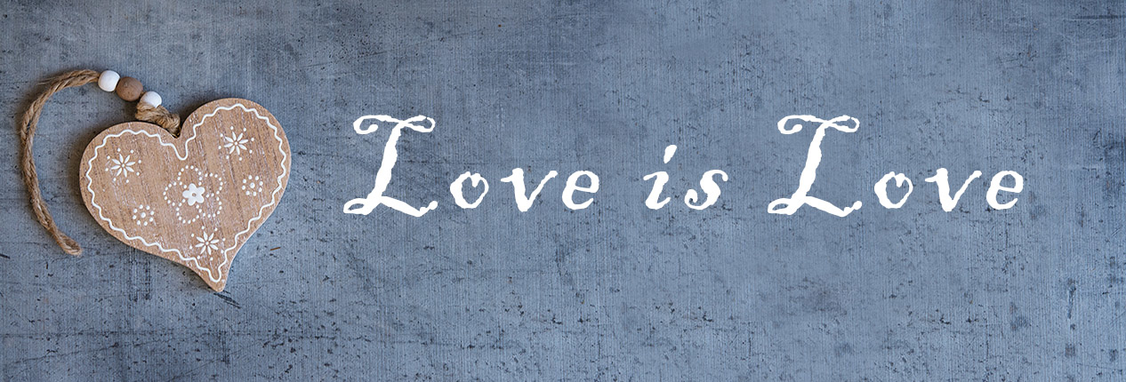 Love is Love header