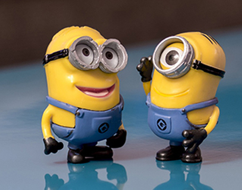Conversation Relaxed with Minions