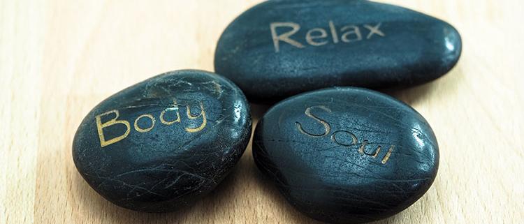 Self-soothing Stones